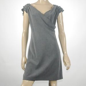 Emma & Michele - Gray Dress - Size 12